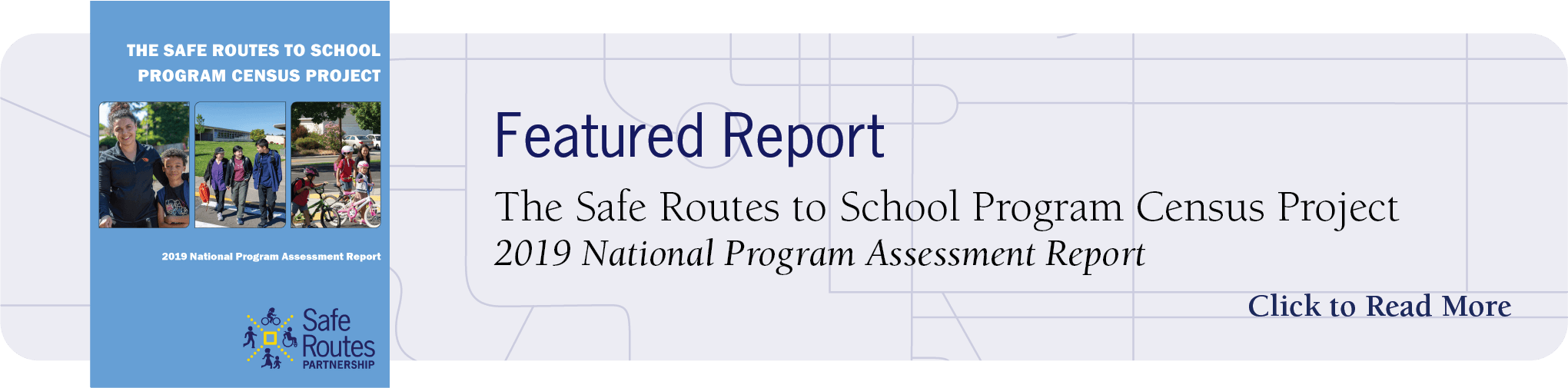 The Safe Routes to School Program Census Project